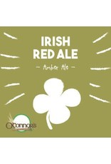 OConnors Home Brew Supply Irish Red Ale Clearance