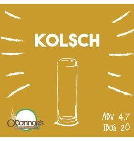 OConnors Home Brew Supply Kolsch