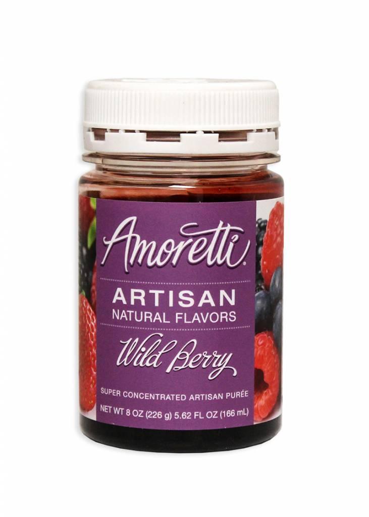 Amoretti Amoretti Wild Berry Concentrate