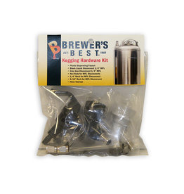 Brewers Best Kegging Hardware Kit