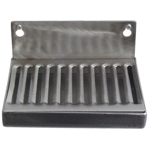 "Foxx Equipment Company Drip Tray, 6"" X 4"" X 2"" (Used)"