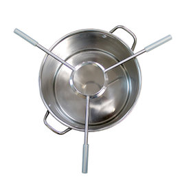 LD Carlson Stainless Steel Kettle Spider