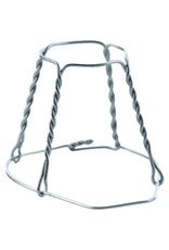 Champagne Wire Retainer 25/Bag
