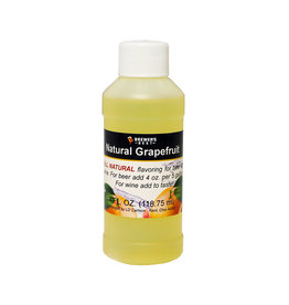 Brewers Best Grapefruit Flavoring Extract 4 oz (All Natural)