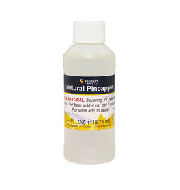 Brewers Best Pineapple Flavoring Extract 4 oz (All Natural)