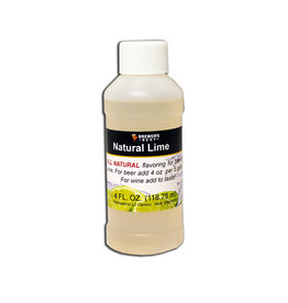Brewers Best Lime Flavoring Extract 4 oz (All Natural)