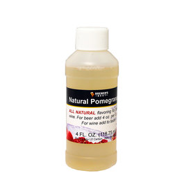 Brewers Best Pomegranate Flavoring Extract 4 oz (All Natural)