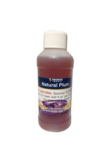 Brewers Best Plum Flavoring Extract 4 oz (All Natural)