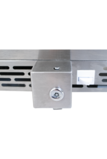 Komos KOMOS™ Commercial Kegerator with Stainless Steel Intertap Faucets