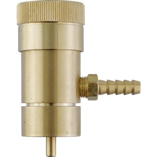 Brewmaster Oxygen Regulator - For Disposable Tanks w/Barb