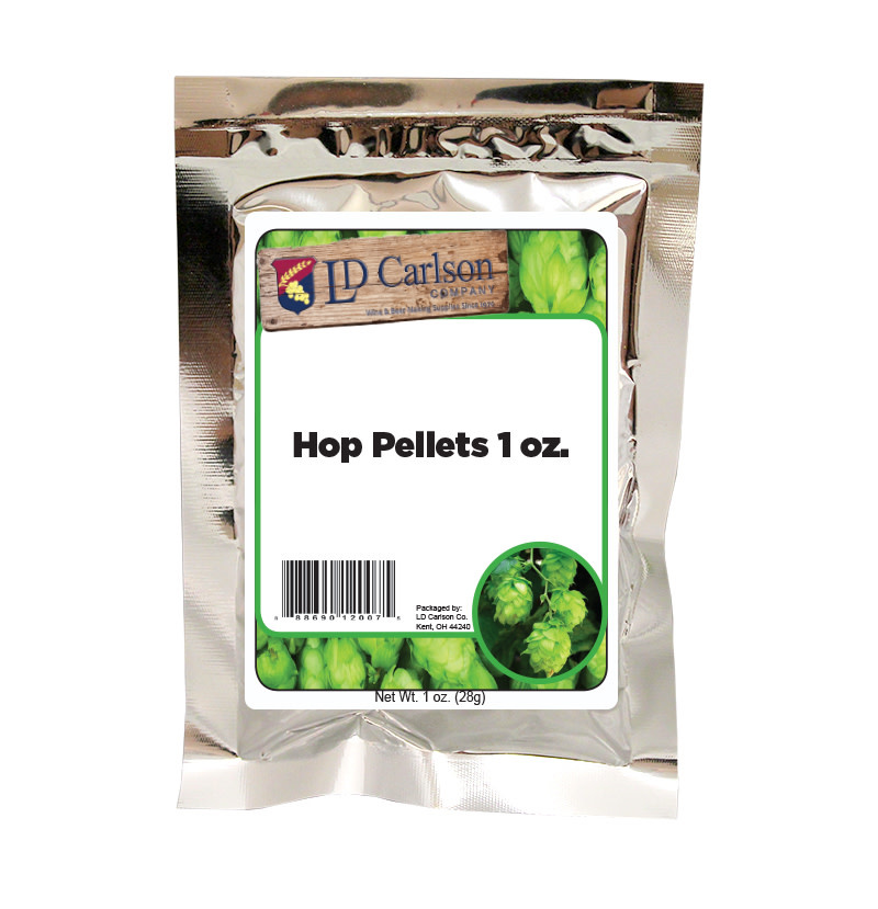 YCH Hops African Queen Hop Pellets 1 OZ (South Africa)