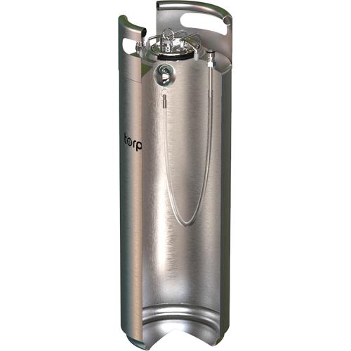 Torpedo Torpedo Keg Buoy™ Floating Dip Tube