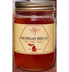 MI Bee Co. Honey 1 lb Jar