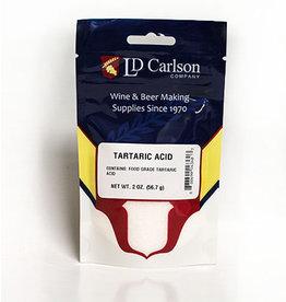LD Carlson Tartaric Acid 2 OZ