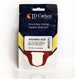 LD Carlson Ascorbic Acid 1 OZ