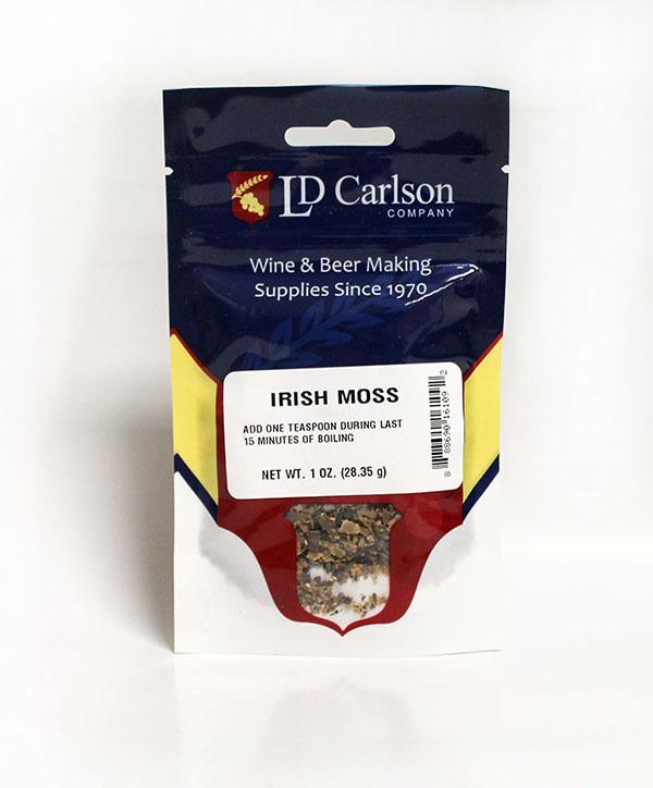 LD Carlson Irish Moss 1 OZ