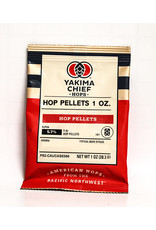 YCH Hops Warrior Hop Pellets 1 OZ (US)