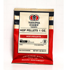 YCH Hops Warrior Hop Pellets 1 OZ (US)