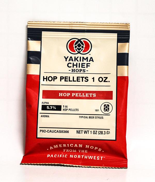 YCH Hops Hersbrucker Hop Pellets 1 OZ (German)