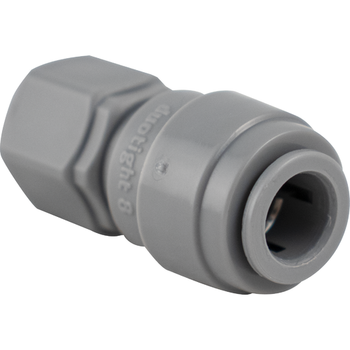 Brewmaster Duotight Push-In Fitting - 8 mm (5/16 in.) x 1/4 in. Flare