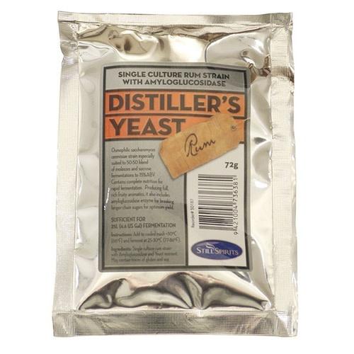 Rum Distiller's Yeast