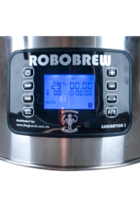 BrewZilla V3.1 All Grain Brewing System With Pump - 35L/9.25G (Used 1 Time)