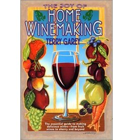 LD Carlson Joy of Home Winemaking (Garey)