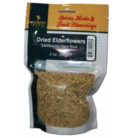 Brewers Best Dried Elder Flowers 2 oz