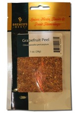 Brewers Best Grapefruit Peel 1 oz