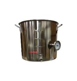 OConnors Home Brew Supply Brew Pot Hole Punching Fee