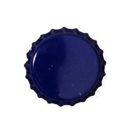 Star Crowns Crown Cap W/Oxy-Liner 144/Bag (Blue)