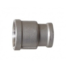 """Coupler 3/4"""" FPT X 1/2"""" FPT (SS)"""