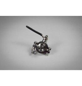 """Blichmann Ball valve - 1/2"""" Tri-Clamp"""