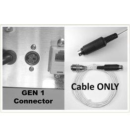 Blichmann Cable - DIN Apdapter Gen 1 Style