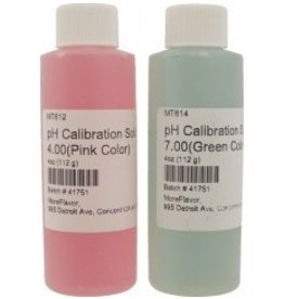 pH Calibration Solutions (4.00 & 7.00)