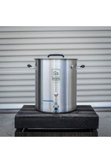 SS Brewing Technologies 10 gal SS Brew Tech Kettle