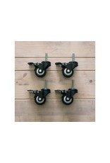SS Brewing Technologies Caster wheel for Chronical 14/17 (set of 4)
