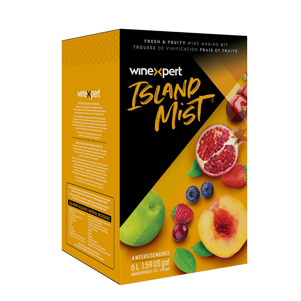 WineExpert White Cranberry (Island Mist)