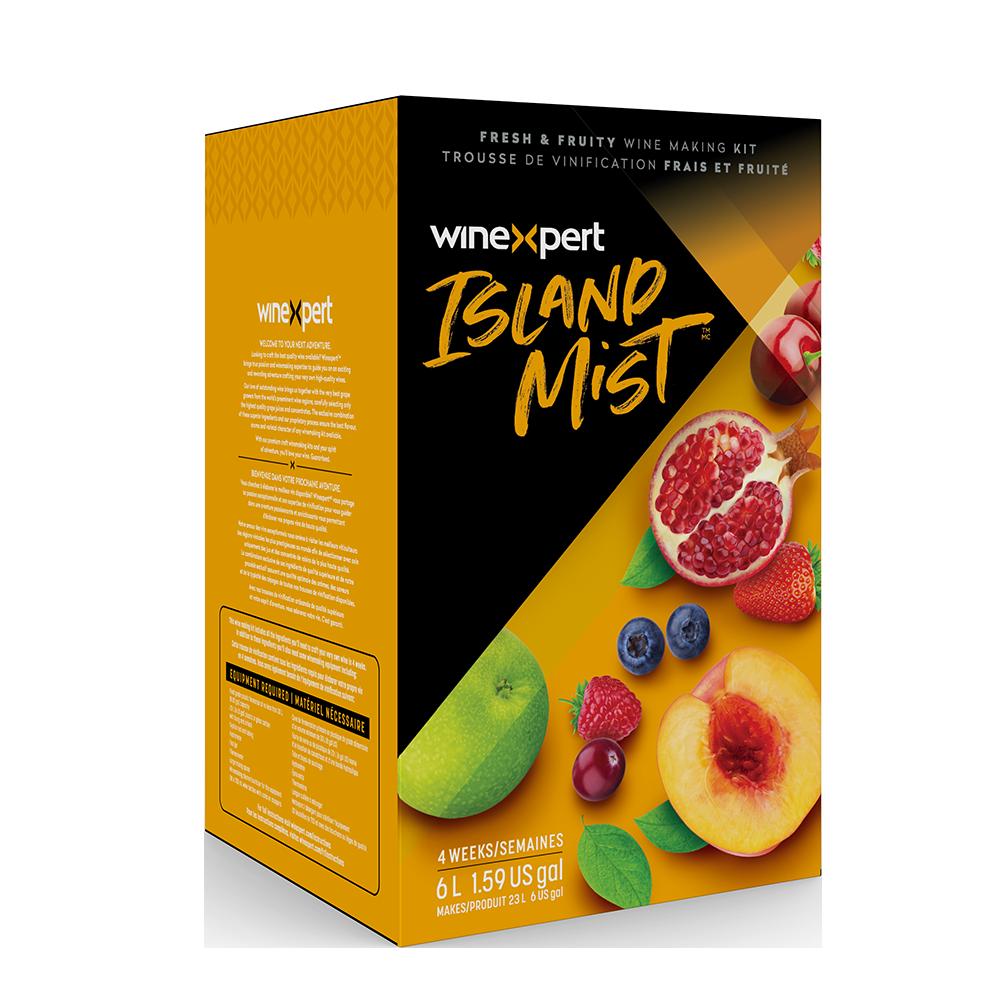 WineExpert Peach Apricot (Island Mist)