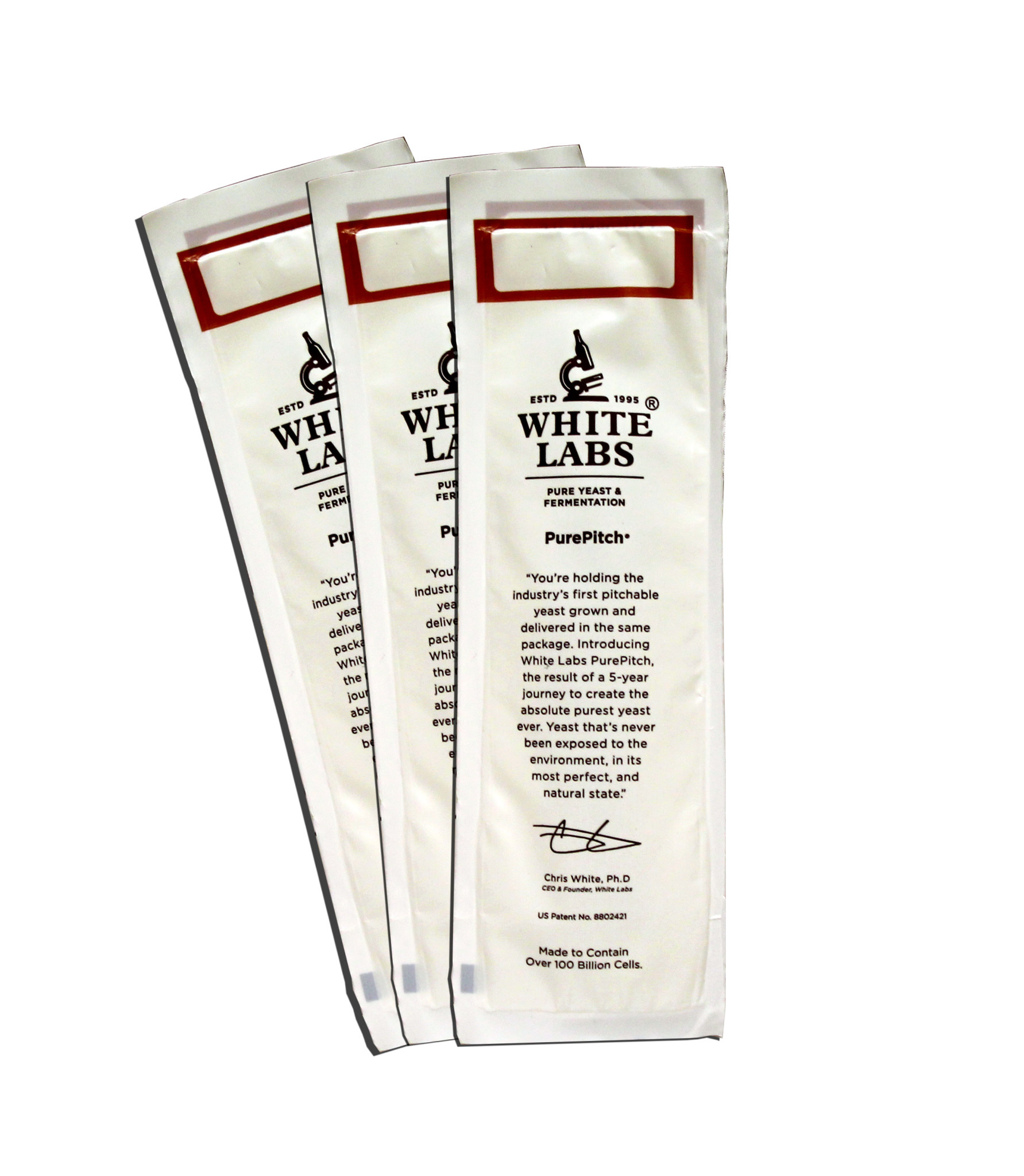 White Labs WLP550 Belgian Ale Yeast (White Labs)