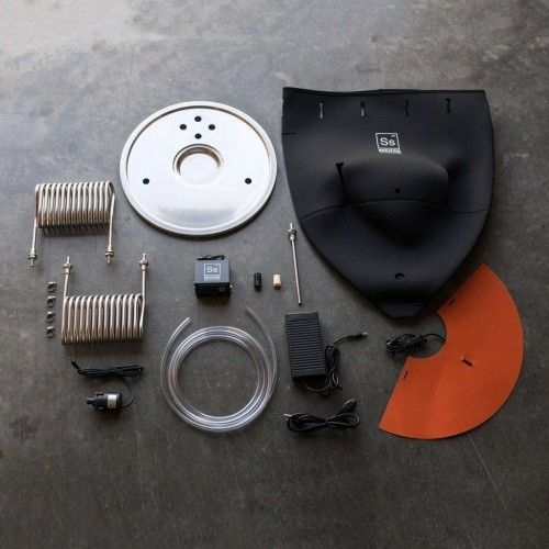 SS Brewing Technologies FTSs Heating and Chilling Package for Half Barrel Chronical