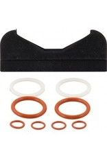 SS Brewing Technologies Kettle O ring - Silicone trub dam blade, White washer (ONE SET)