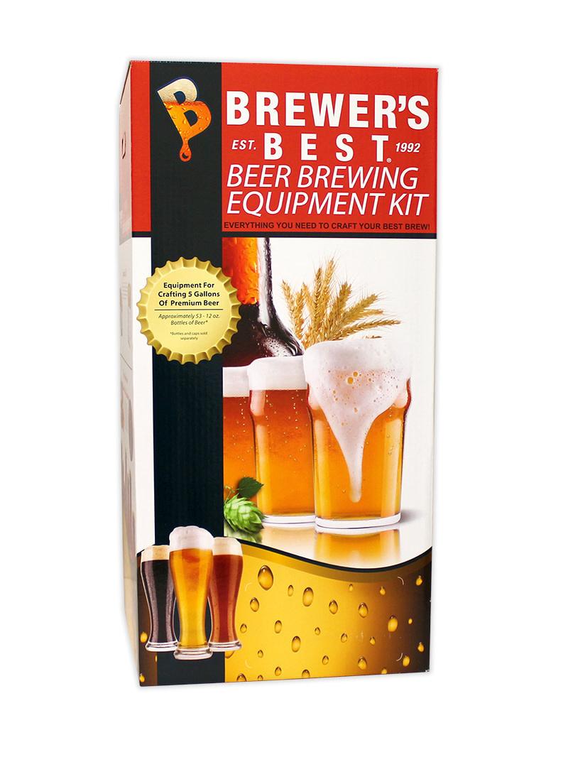Brewers Best Beer Equipment Ultra Starter Kit (5 Gallon)