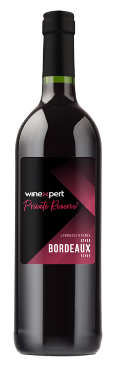 WinExpert France, Languedoc, Bordeaux Style (Private Reserve)