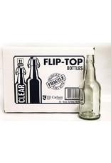LD Carlson Flip-Top Bottles 1 Liter