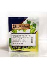 LD Carlson Apollo Hop Pellets 1 OZ (US)