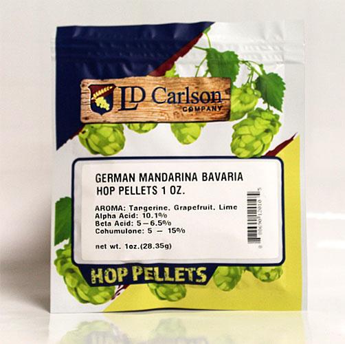 YCH Hops Mandarina Bavaria Hop Pellets 1 OZ