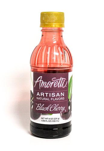 Amoretti Amoretti Black Cherry Concentrate