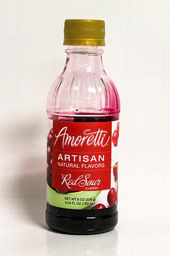 Amoretti Amoretti Red Sour Cherry Concentrate