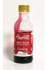 Amoretti Amoretti Cranberry Concentrate